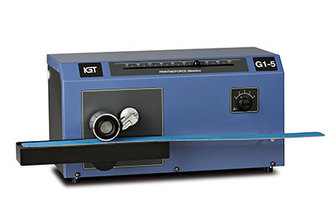 PRINTING TESTER FOR ENGRAVED HOLE INKS IGT G1-5