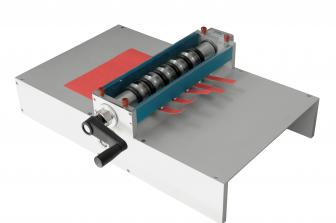 MULTI-CUTTER CRANK FOR PAPER STRIPS (3, 4 or 5 STRIPS) PTA