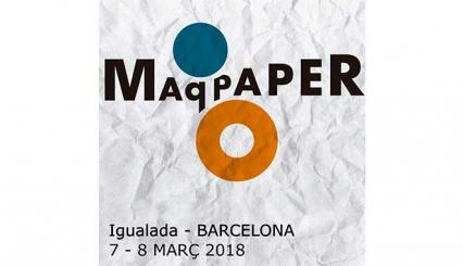 IDM Test goes to Maqpaper, the most important fair of the paper industry in Spain