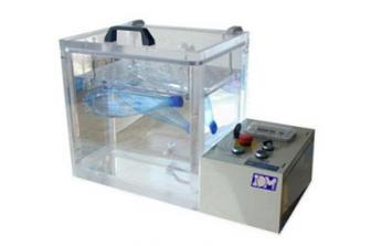 Leakage testing of plastic containers - Vacuum and pressure chambers - AT2E