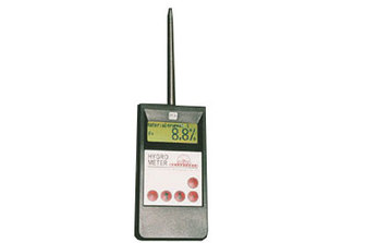 DIGITAL MOISTURE METER FOR PAPER BALES/PASTE