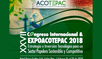 We travel to Colombia: ACOTEPAC 2018 International Congress