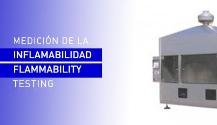 3 equipos para realizar ensayos de inflamabilidad en tu laboratorio