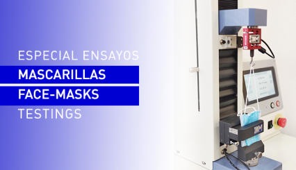 Universal Testing Machines - MASKS SPECIAL