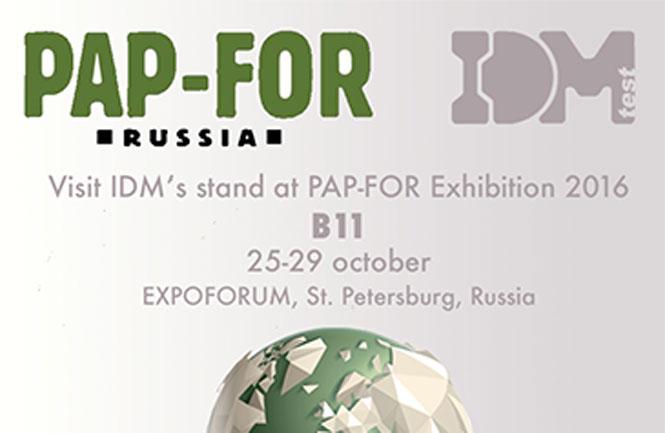 IDM Test viaja a Rusia