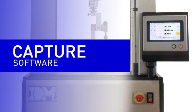 Software de ensayos para Máquinas Universales de Ensayos y Dinamómetros