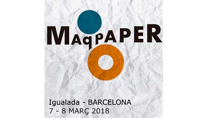 IDM Test en Maqpaper, la feria española dedicada al sector papelero