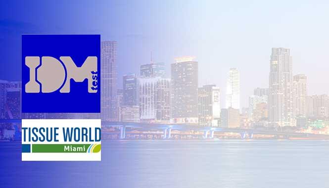 Presentamos nuestros nuevos equipos de absorción en Tissue World Miami